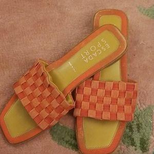 2/7$ Sandals